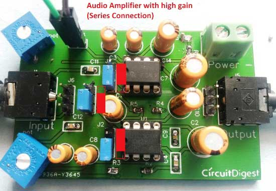 audio-subwoofer-amplifier-PCB-high-gain