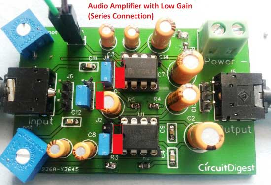 audio-subwoofer-amplifier-PCB-low-gain