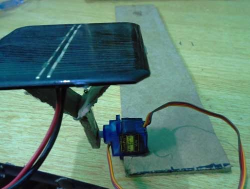 Arduino Based Sun Tracking Solar Panel Project Using Ldr