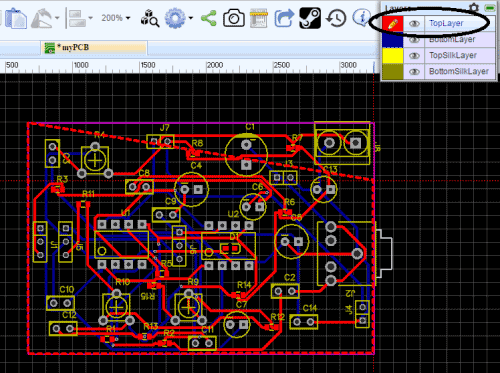 How to Design a Circuit Board (with Example PCB of Voice Modulator ...