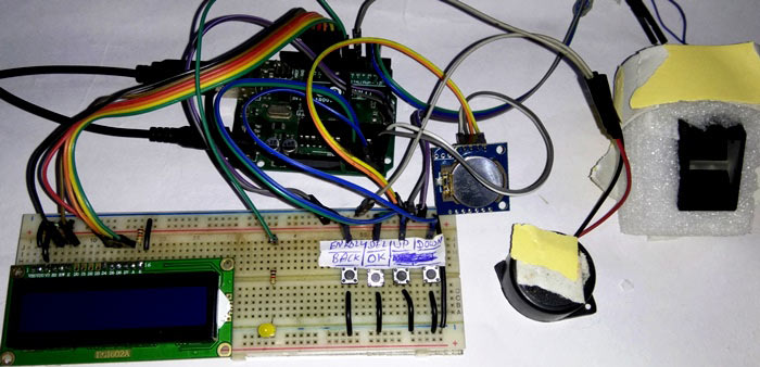finger print based attendance system using arduino