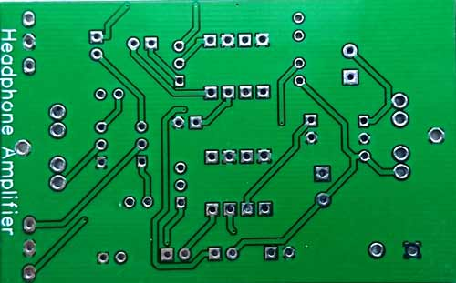 headphone-audio-amplifier-circuit-PCB-sample-backside