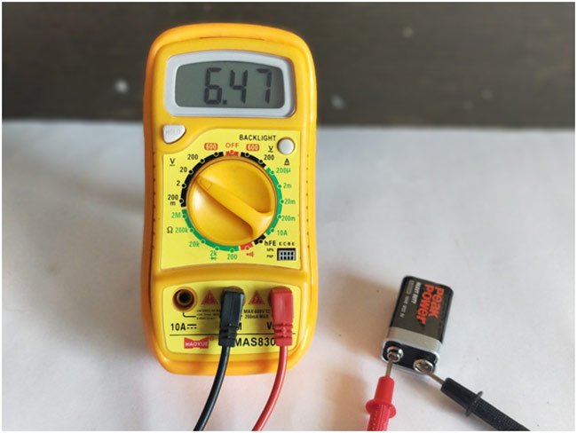 How To Use A Digital Multimeter Measure Voltagecurrentresistance