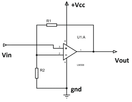 Terrific Lm358 Pin Diagram Basic Electronics Wiring Diagram Wiring Cloud Hisonuggs Outletorg