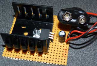 power-supply-with-linear-Regulator