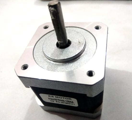 4 Wire Bipolar Stepper Motor
