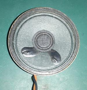 8 ohms 0.5 Watt Speaker