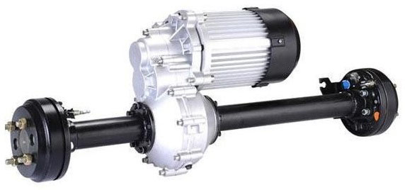 BLDC In-runner Motors