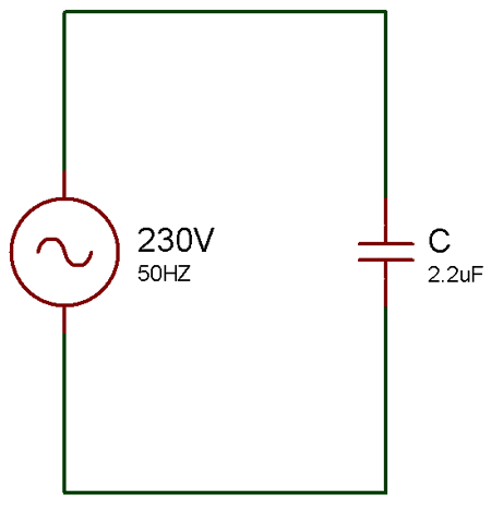 Circuit Diagram Capacitor - Function Wiring Diagram
