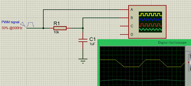 Converting PWM signals into Analog