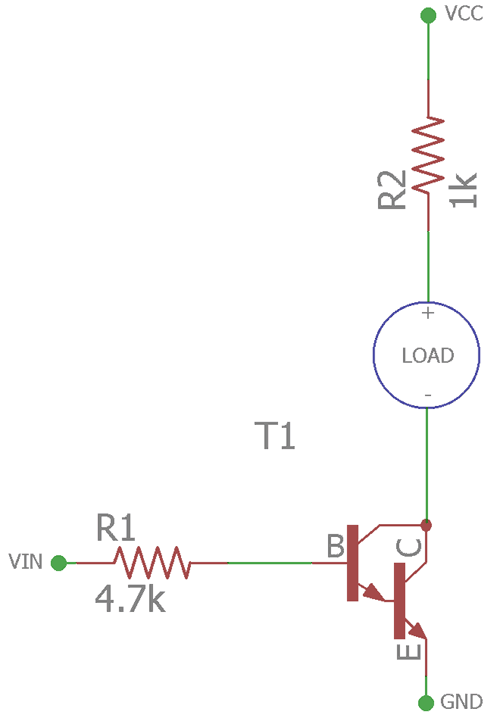 Darlington Transistor Application