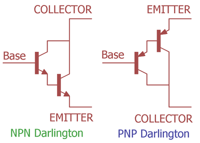 Darlington Transistor Pair