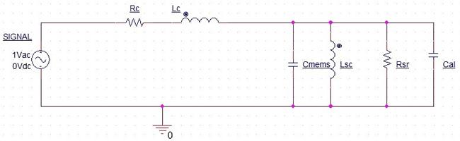 Design Speaker Equivalent RLC Circuit