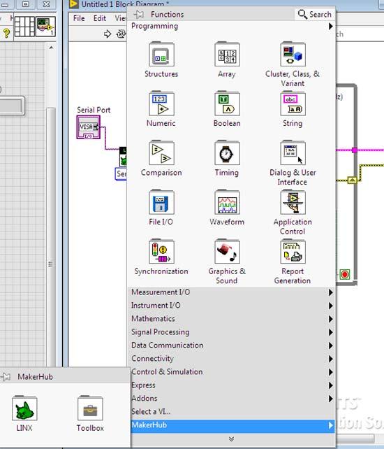 Labview Arduino Exe