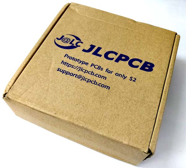 JLCPCB Packaging box