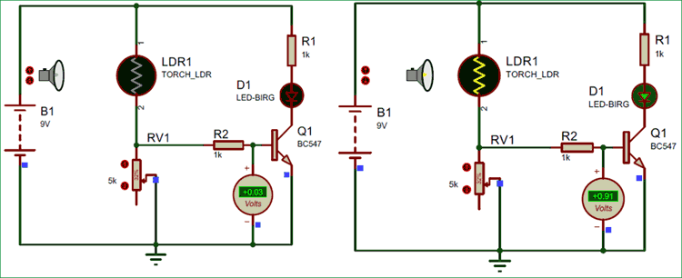Phenomenal Simple Ldr Circuit To Detect Light Wiring Digital Resources Ommitdefiancerspsorg