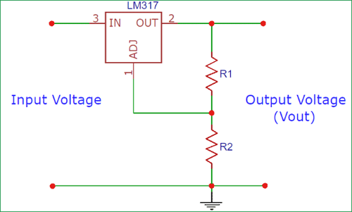 Float charger circuit diagram for 12v sla battery lm317 voltage regulator circuit for float battery charging circuit ccuart Gallery