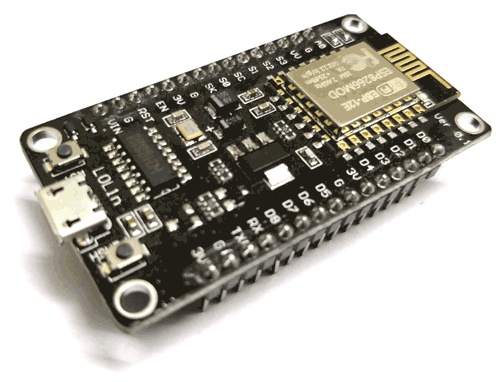 Getting Started with NodeMCU ESP-12 using Arduino IDE: Blinking an LED