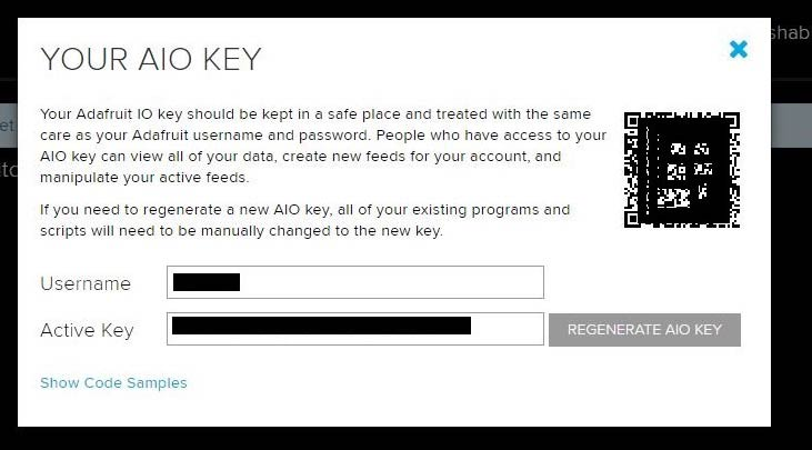 Note down AIO keys