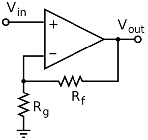 Op-amp as Amplifier