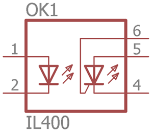 Photo SCR based Optocoupler