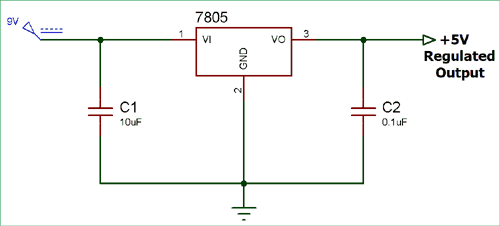 Voltage Regulator Circuits