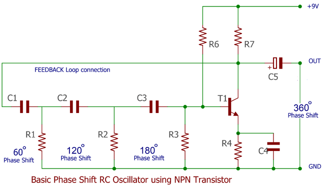 Prime R C Oscillator Circuit Diagram Basic Electronics Wiring Diagram Wiring Cloud Tziciuggs Outletorg