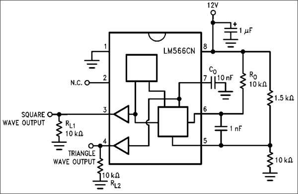 Awe Inspiring Voltage Controlled Oscillator Vco Basics Design Working Wiring Digital Resources Funapmognl