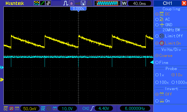 Sawtooth Waveform Generator Circuit using Op-amp
