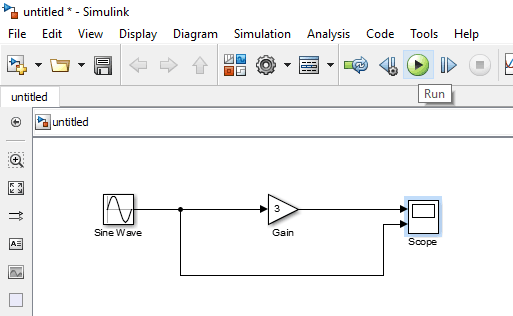 Getting Started with Simulink in MATLAB: Designing a Model