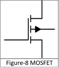 Symbol of MOSFET