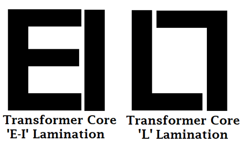 Transformer core design types