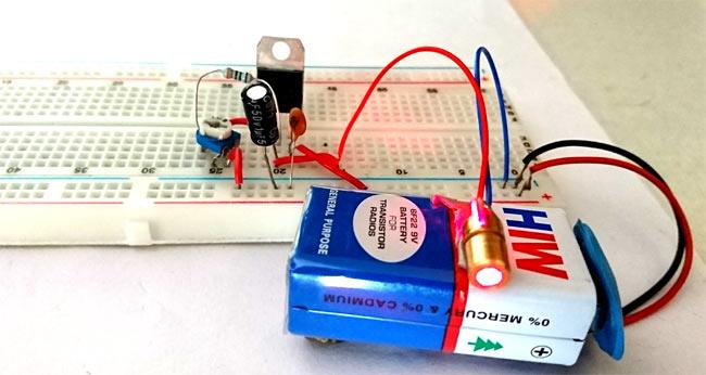 Enjoyable Laser Diode Driver Circuit Diagram Wiring 101 Akebretraxxcnl