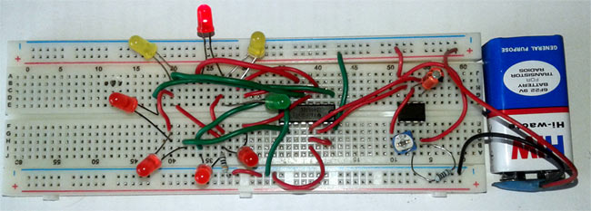 Working-of-led-roulette-circuit