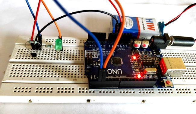 Arduino Hall Effect Sensor Tutorial with Code and Schematic ... on