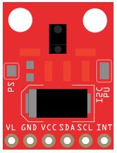 APDS 9960 Digital Proximity RGB and Gesture Sensor Pinout