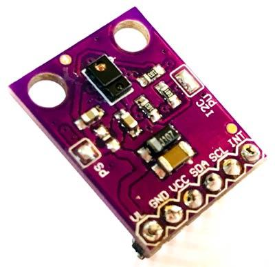 APDS 9960 Digital Proximity RGB and Gesture Sensor