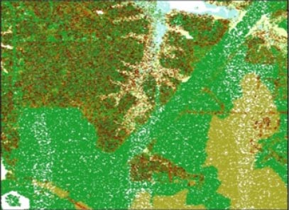 Applications of LiDAR
