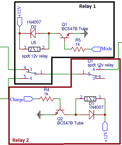 Astounding 7 4V Two Step Lithium Battery Charger Circuit Cc And Cv Mode Wiring 101 Cularstreekradiomeanderfmnl