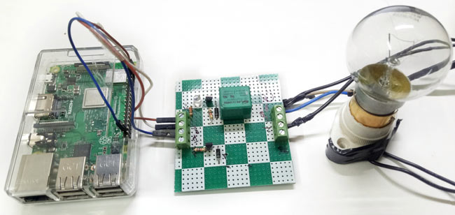 MQTT Based Raspberry Pi Home Automation: Controlling Raspberry Pi