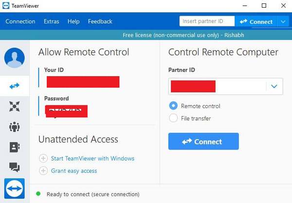 How to Quickly Setup TeamViewer on Raspberry Pi