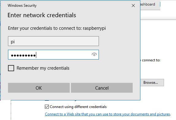 How to build Raspberry Pi NAS Server using Samba