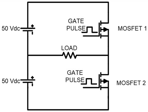Half Bridge Inverter