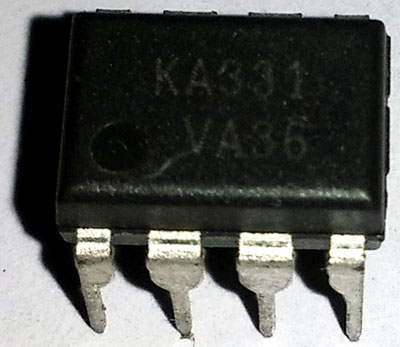 KA331 Voltage to Frequency Converter IC