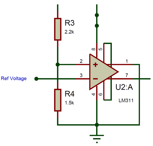 Op-Amp Comparator