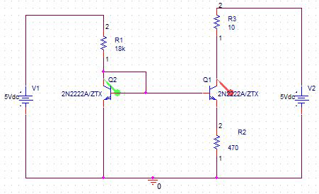 Output Impedance for Widlar Current Mirror Circuit