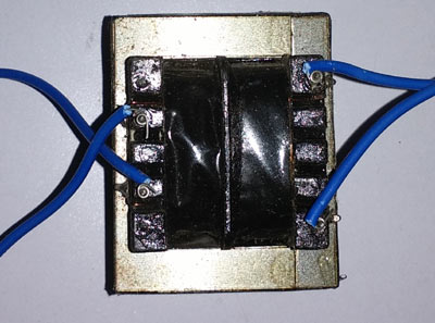 Transformer for AC to DC Converter