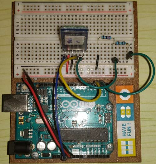 Arduino and Bluetooth Module Interfacing