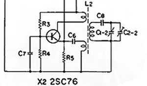 Armstrong oscillator