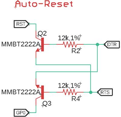 Auto Reset Circuit